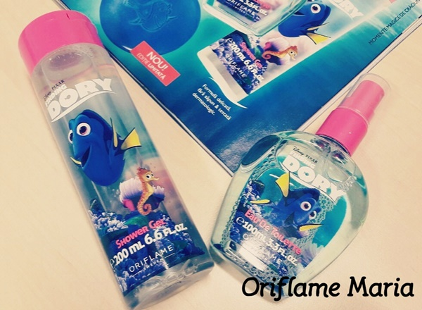 finding dory oriflame