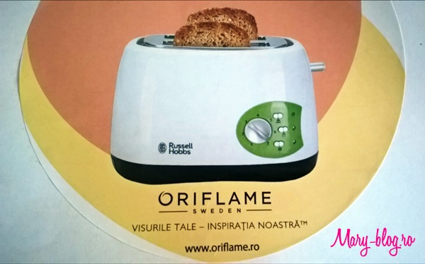 program de recrutare oriflame