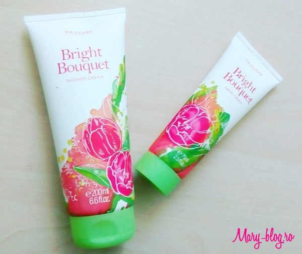 bright bouquet oriflame