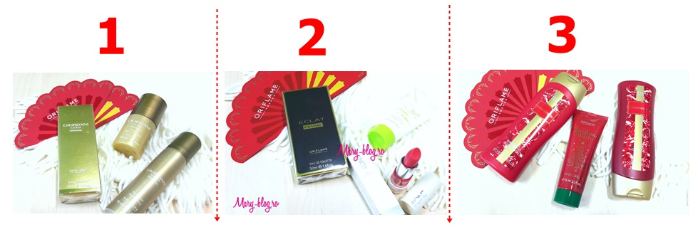 oriflame mary blog